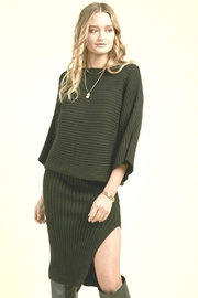 SAGE THE LABEL Piper Sweater - Product Mini Image