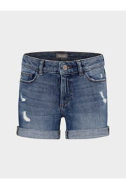 DL1961 Piper Youth Shorts - Dorado - Front cropped