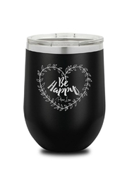 Piper Lou Happy Wine Cup - Product Mini Image