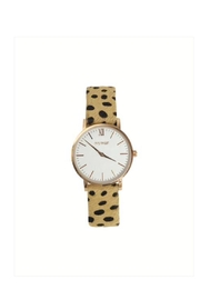 PIPERWEST Cheetah Mini Minimalist Watch - Product Mini Image