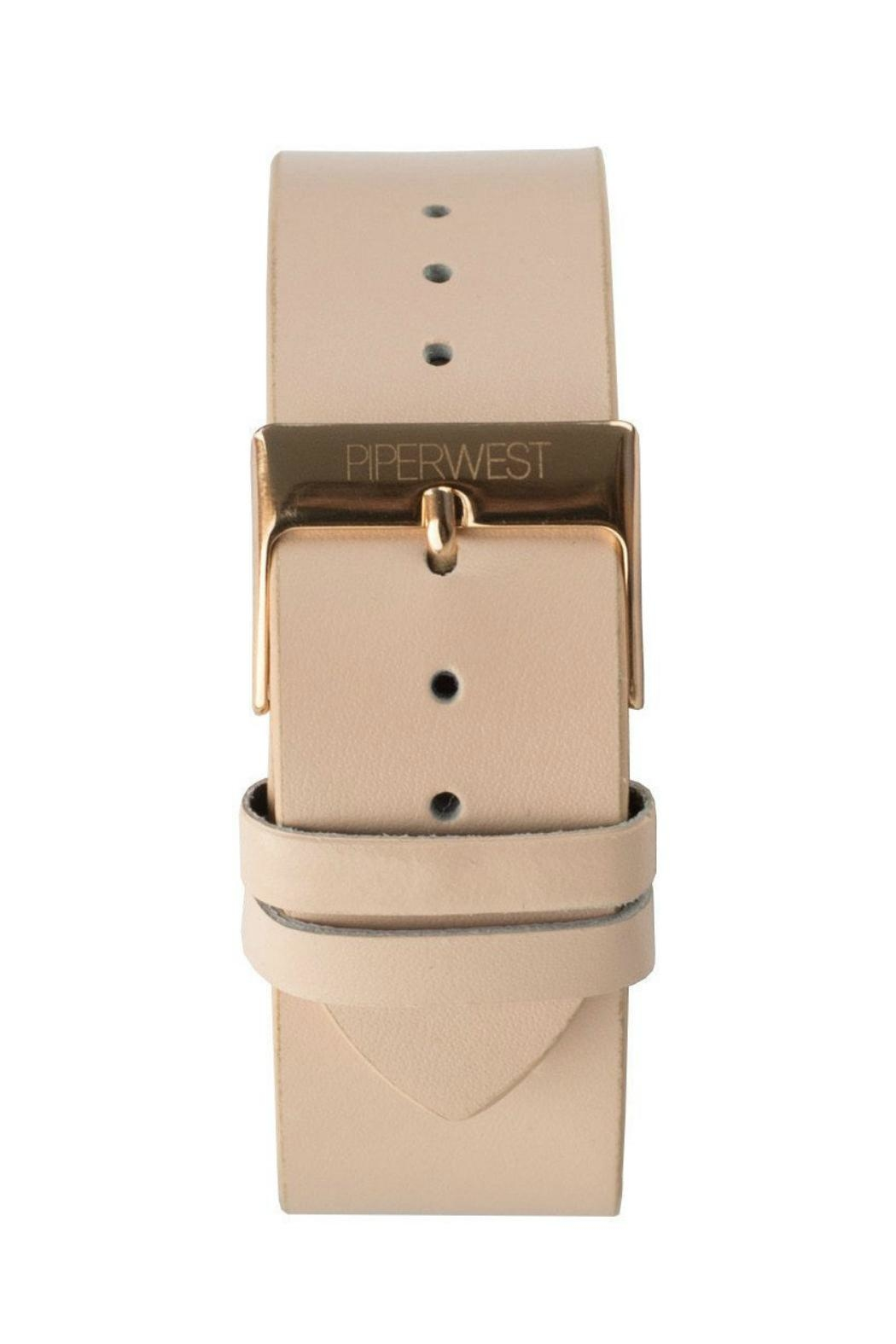 PIPERWEST Classic Rose Gold - Front Full Image