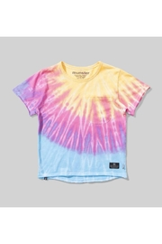 Munster Pipey Tie-Dye Tee - Front cropped
