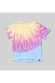 Munster Pipey Tie-Dye Tee - Front full body