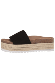 Dirty Laundry Pippa Flatform Sandal - Product Mini Image