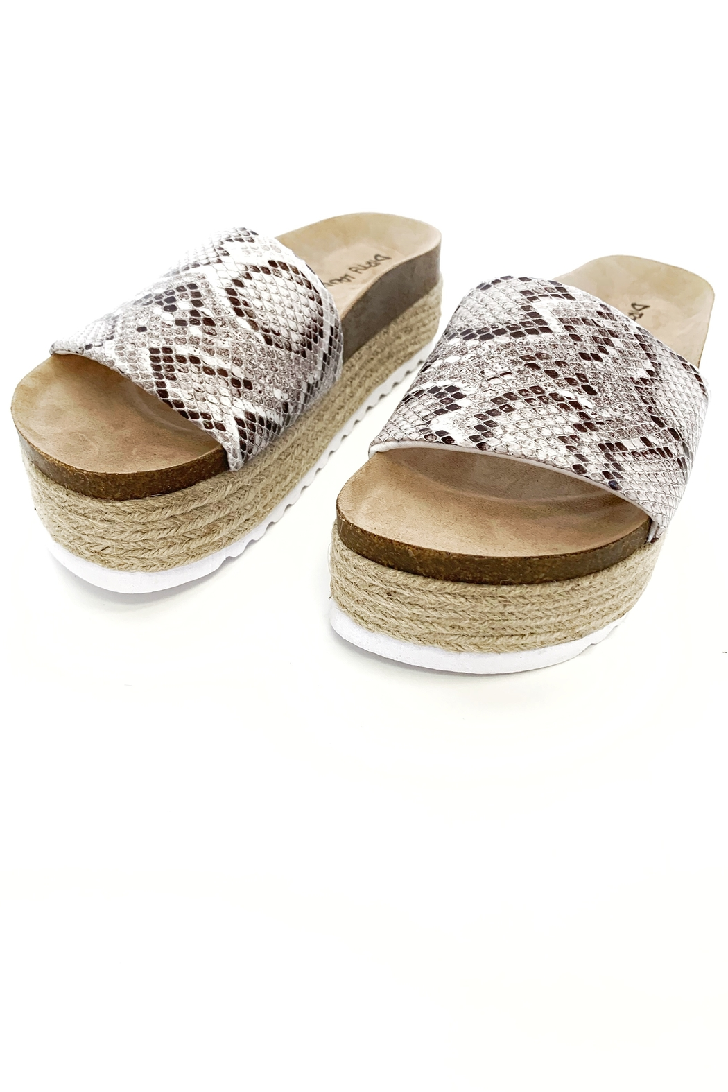 Chinese Laundry Pippa Sandal - Front Full Image