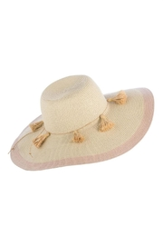 Shiraleah Pippa Straw Sun Hat - Product Mini Image