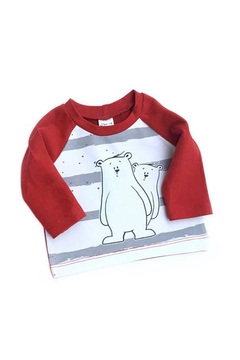 Pippin Hill Designs Baby Polar Top - Product List Image