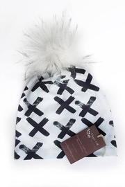 Pippin Hill Designs Knit Pom Hat - Product Mini Image