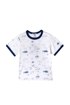 Shoptiques Product: Pirate Map Tee