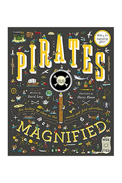 The Birds Nest PIRATES MAGNIFIED: WITH A 3D MAGNIFYING GLASS - Alternate List Image
