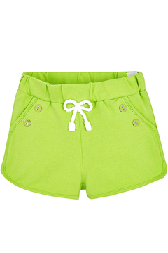 Shoptiques Product: Pistachio Knit Shorts