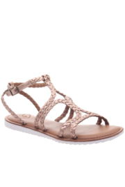 CONSOLIDATED SHOE CO Pistol sandal - Front cropped