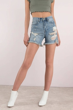 Shoptiques Product: Pistola Denim Shorts