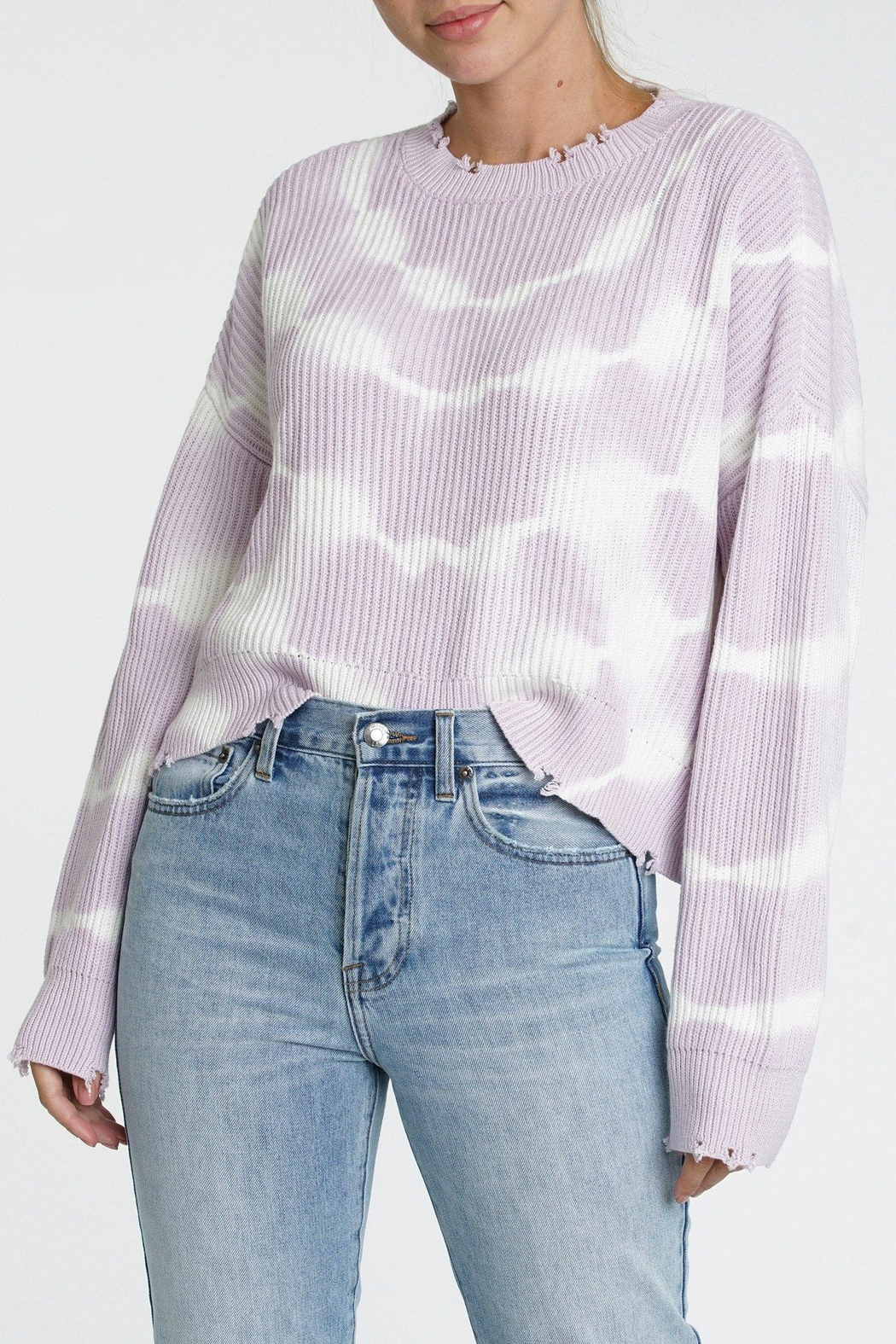 Pistola Eva Pullover - Front Cropped Image
