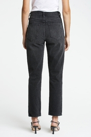 Pistola Keaton High Rise Slim Straight - Side cropped