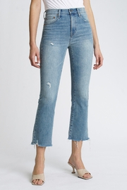 Pistola Lennon High Rise In Zuma - Front cropped