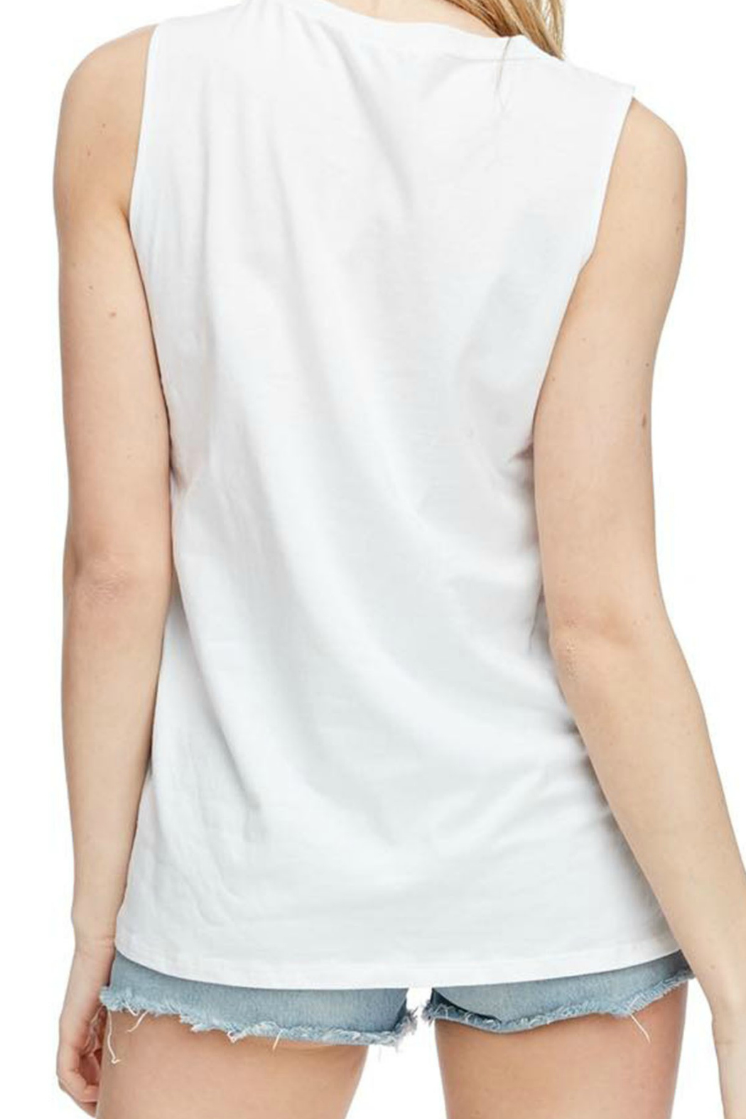 JWDesigns Pitch-Please Baseball Tank - Front Full Image
