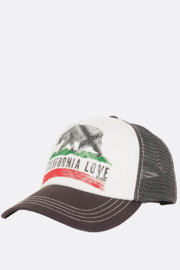 Billabong PITSTOP CALI TRUCKER HAT - Product Mini Image