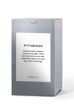 HOMESICK Pittsburgh Candle - Alternate List Image