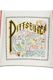 Cat Studio Pittsburgh Dish Towel - Front cropped
