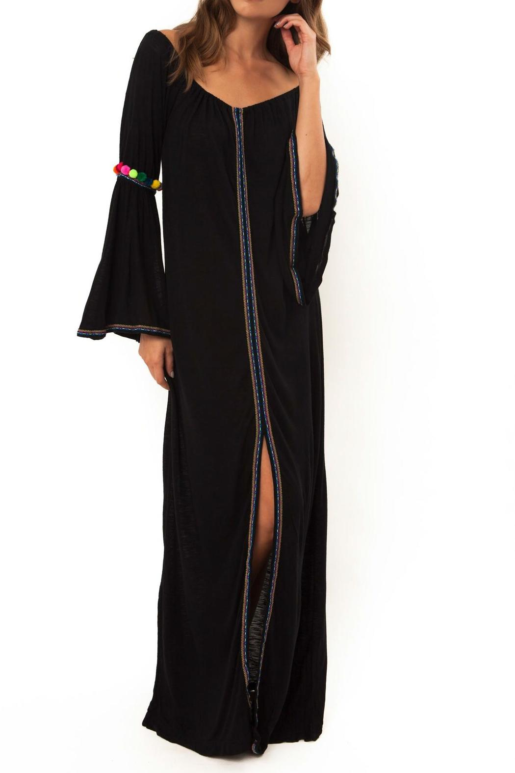 7969579914eb Pitusa Gypsy Dress Black from Miami by Neptunes — Shoptiques