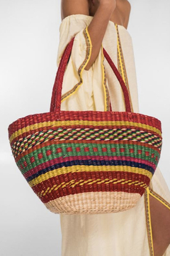 Shoptiques Product: Multi Straw Bag