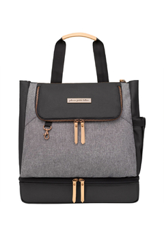 Shoptiques Product: Pivot Backpack - Graphite/Black