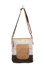 MarkWEST-Myra Bag Pivot Print Shoulder Bag - Product Mini Image