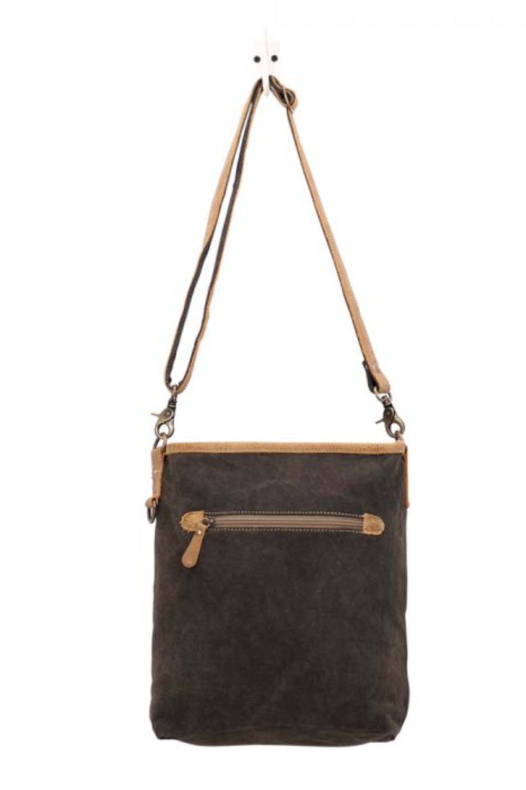 MarkWEST-Myra Bag Pivot Print Shoulder Bag - Front Full Image
