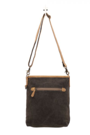 MarkWEST-Myra Bag Pivot Print Shoulder Bag - Front full body