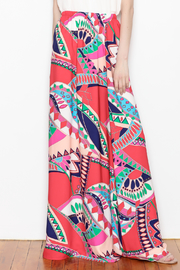 pixi & ivy Scarf Print Maxi - Product Mini Image