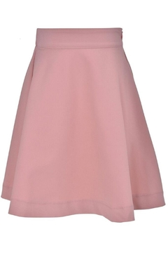 Pixie Crepe Classic A-line Skirt - Alternate List Image