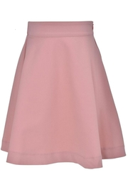 Pixie Crepe Classic A-line Skirt - Product Mini Image