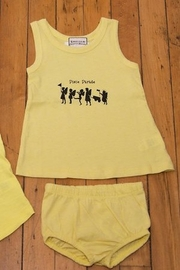 Randellas enchantments Pixie parade organic dress and diaper cover - Side cropped
