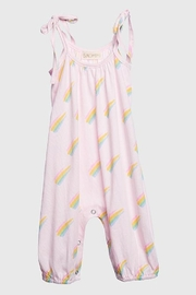Siaomimi Pixie Rainbow Baby Romper - Front cropped