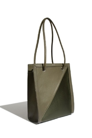 Pixie Mood Olive Hazel Tote - Front full body