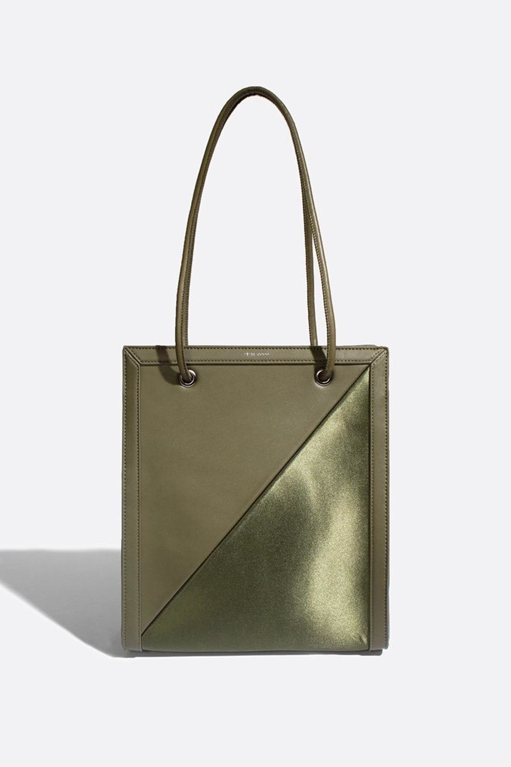 Pixie Mood Olive Hazel Tote - Front Cropped Image