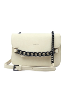 Shoptiques Product: Chain Crossbody Bag