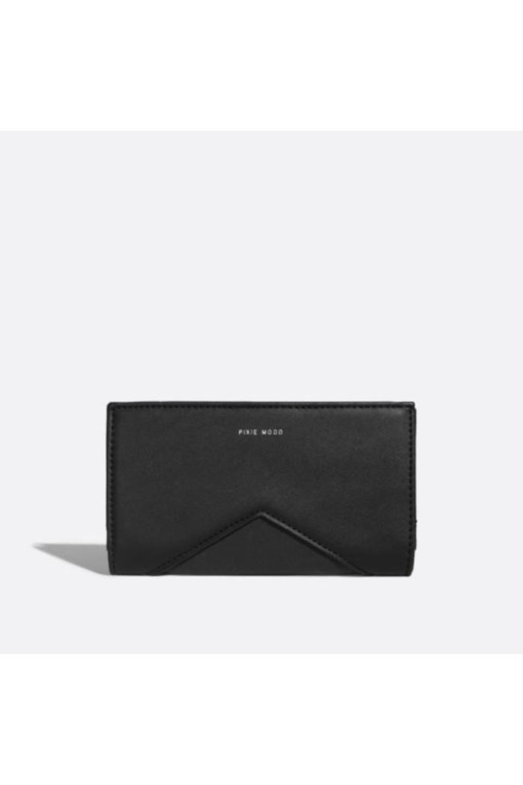 Pixie Mood Sophie Black/nubuck Wallet - Main Image