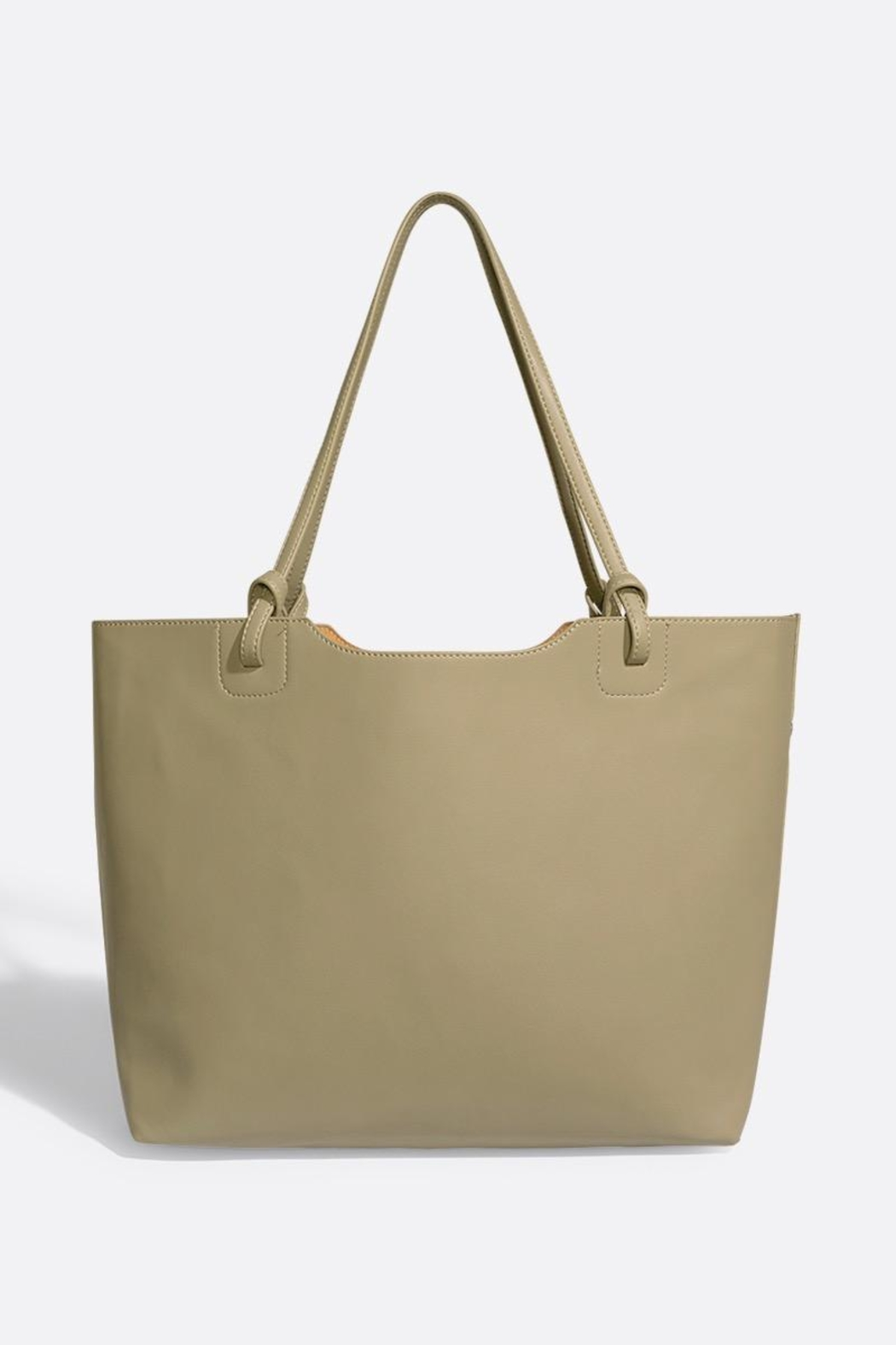 Pixie Mood Vegan Heather Tote - Side Cropped Image