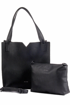 Shoptiques Product: Vegan Leather Tote