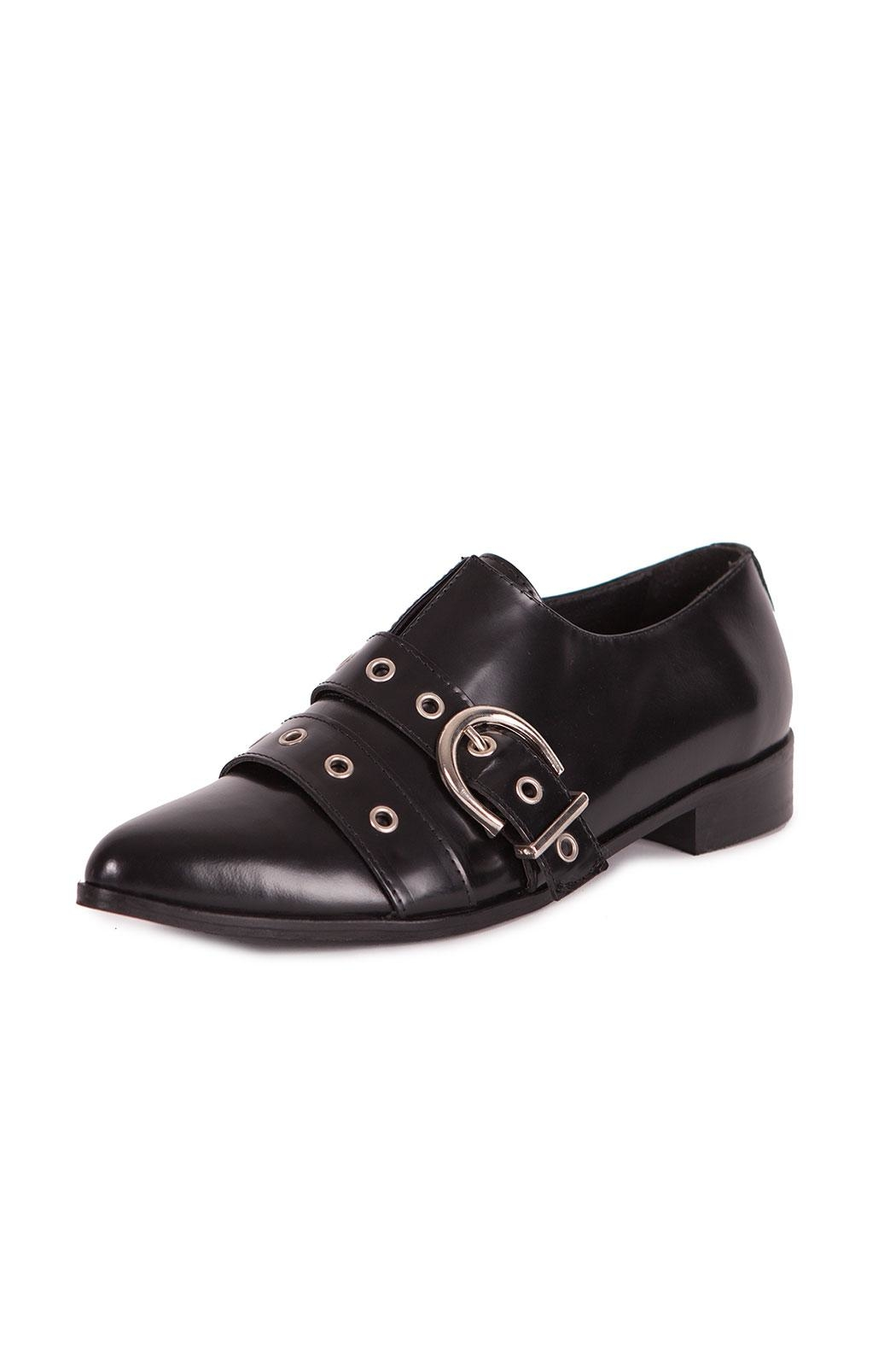 Pixy Milano Classic Oxford Leather - Front Full Image