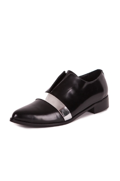 Pixy Milano Oxford Leather Shoes - Product List Image