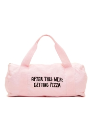 ban.do Pizza Gym Bag - Front cropped