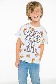 Chaser Pizza Mind Tee - Product Mini Image