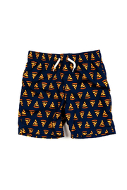 Appaman Pizza Party Mid Weight Swim Trunks - Product Mini Image
