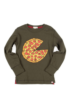 Appaman Pizza Pie Long Sleeve Tee - Product List Image