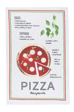Jenny & Company Pizza Recipe Dishtowel - Alternate List Image