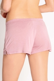 PJ Salvage Pj Button Shorts - Front full body
