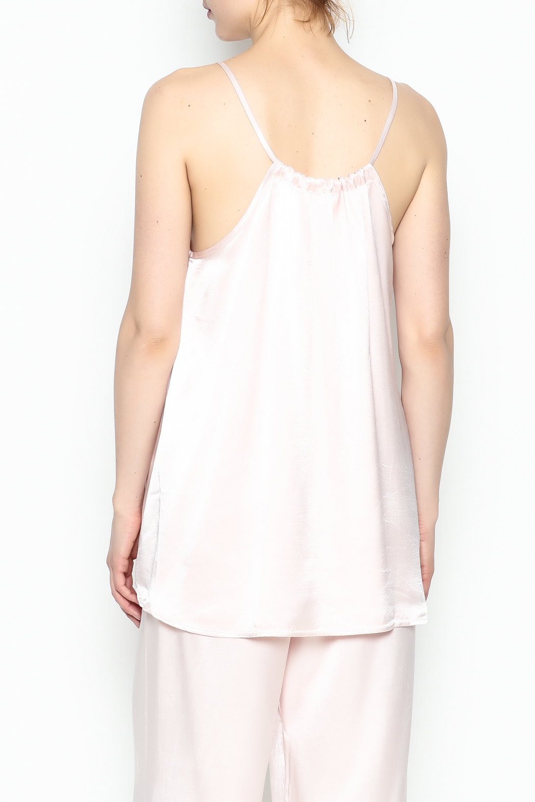 PJ Harlow Anne Cami Tank - Back Cropped Image
